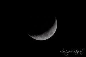 Luna Crescente Canon 70d