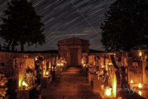 Rotazione  cimitero di Campriano