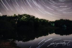 Rotazione su lago di Dorna