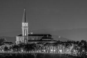 Duomo Arezzo di notte