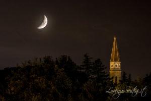 Duomo e Luna