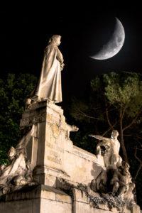 Statua e Luna Arezzo