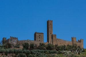 Paesaggio Castello di Montecchio