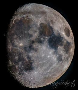 Luna con mak 127.1550 a fuoco diretto canon 70d