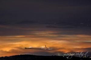 Nebbia Arezzo da Poti