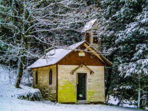 Neve Chiesa Poti