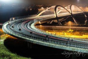 Notturna Ponte Leonardo