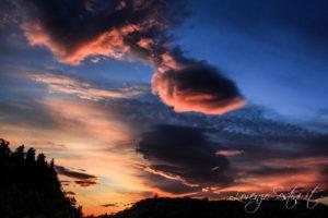 Paesaggio Nuvole