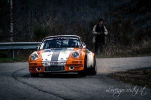 Sport Ronde Valtiberina Porsche