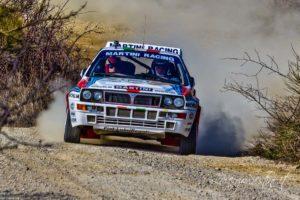 Sport Ronde Valtiberina Lancia Delta