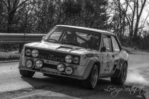 Sport Ronde Valtiberina Fiat 131 Abarth