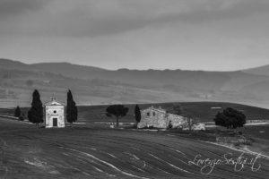 Paesaggio Chiesina Vitaleta
