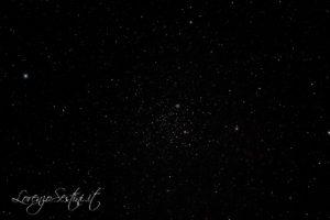 Ammasso aperto m46 canon 1100d full spectrum con filtro l-pro heq5 Newton 150-750 Sky Watcher guida atik titan mono.
