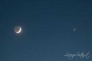 Luna e Venere del 16-06-2018