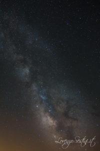 Via Lattea dal Monte Labbro