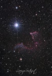 Fantasmini ic59 e 63 da nina observatory con lpro newton 150-750