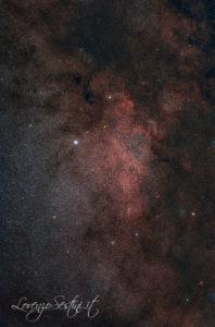 Complesso nebulare dello Scudo.
