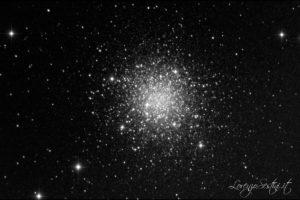 Ammasso globulare m13 lucking asi 290 mono