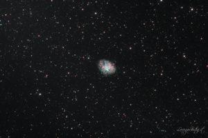 Nebulosa del Granchio M1