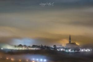 Arezzo Nebbia