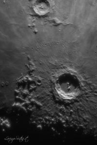 Luna con mak 127-1500 e asi 290 mono.