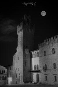 Luna e Comune di Arezzo