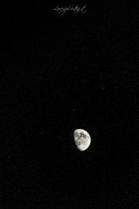Luna e iss